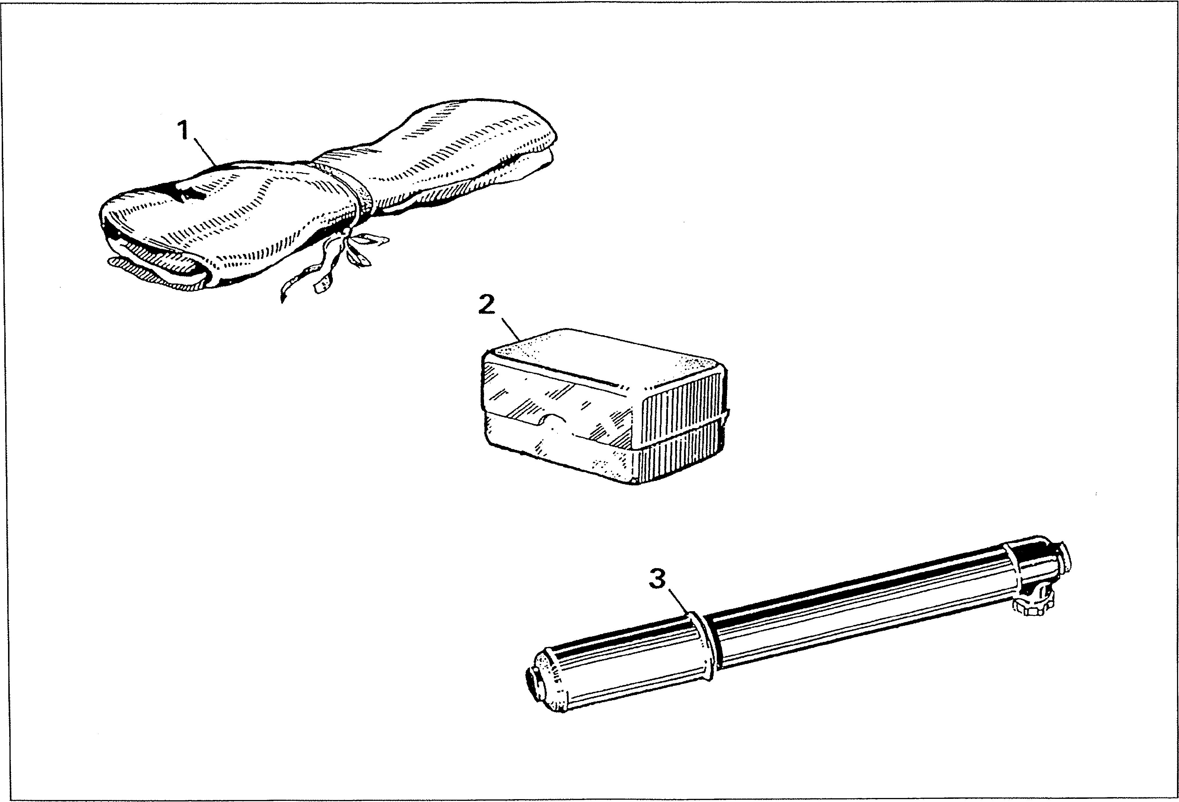 Simson S51 - Accessories