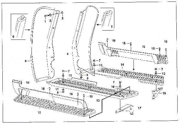 Simson SR50 - Beinschutz und Trittbretter